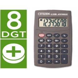 Calculadora Bolsillo Citizen LC-210N 8 digitos
