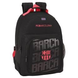 CARTERA ESCOLAR SAFTA F.C. BARCELONA 3 EQUIPACION 18/19 MOCHILA 320X420X150 MM