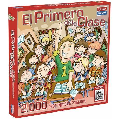 Juego de mesa El primero de la clase 2000 Falomir juegos