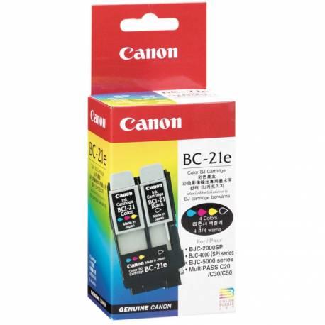 C.CANON BJC-2000/4000/5100 NEGRO+COLOR xxcm