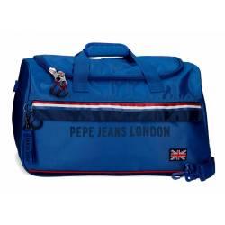 Bolso de viaje Pepe Jeans Overlap 29x52x29cm Poliéster