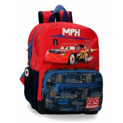 Mochila Infantil Cars Rocket Racing 28cm (2082121)