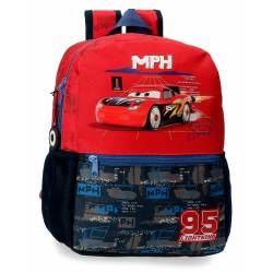 Mochila Cars Rocket Racing 32cm (2082221)