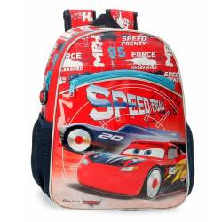 Mochila Cars Speed Trails 32cm Adaptable (40322D1)