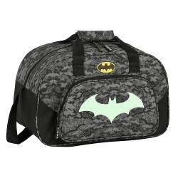 CARTERA ESCOLAR SAFTA BATMAN NIGHT BOLSA DEPORTE 400X230X240 MM