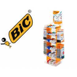 Rotuladores Velleda BIC con expositor 192 unidades colores surtidos