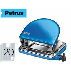 Taladrador Petrus 52 Azul metalizado
