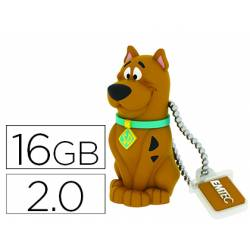 Memoria USB 16GB Scooby Doo Marca EMTEC
