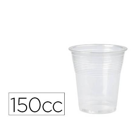 Vaso plastico transparente 150cc