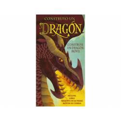 Libro Construyo un dragón LAROUSSE
