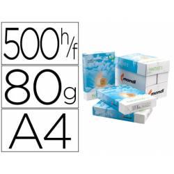 Papel multifunción A4 Nautilus superwhite 100% reciclado 80 g/m2