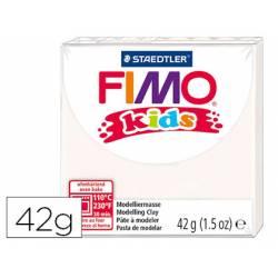 Pasta para Modelar Staedtler Fimo Kids 42gr Blanco