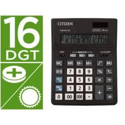 Calculadora Sobremesa Citizen Modelo CDB1601-BK Eco