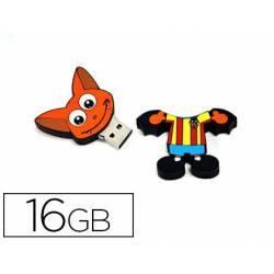 Memoria USB Valencia CF mascota de 16GB