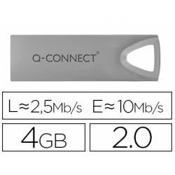 Memoria usb 4 Gb Q-CONNECT 2.0 Flash Premium