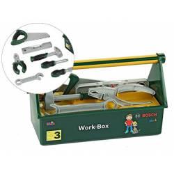 Juego de imitacion a partir de 3 años caja de herramientas de juguete marca Klein