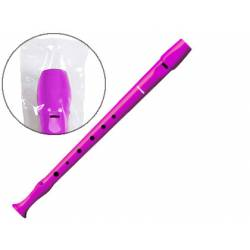 Flauta Hohner 9508 Plástico Rosa
