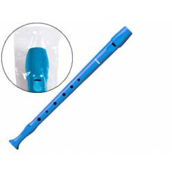 Flauta Hohner 9508 Plástico Celeste