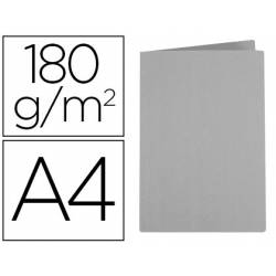 Subcarpeta Liderpapel DIN A4 Gris Intenso 180g