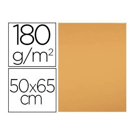 Cartulina Liderpapel Avellana 50x65 cm 180 gr