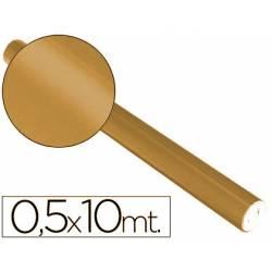 Papel Metalizado en rollo Sadipal 0,5x10m 65g/m2 Cobre