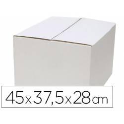 Caja para Embalar Q-Connect Americana 45x37,5x28 cm Doble Canal