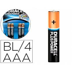 Pila Duracell alcalina Ultra Power AAA