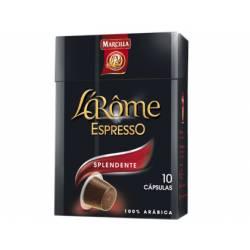 Cafe L´Arome Espresso splendente Marcilla Fuerza 7
