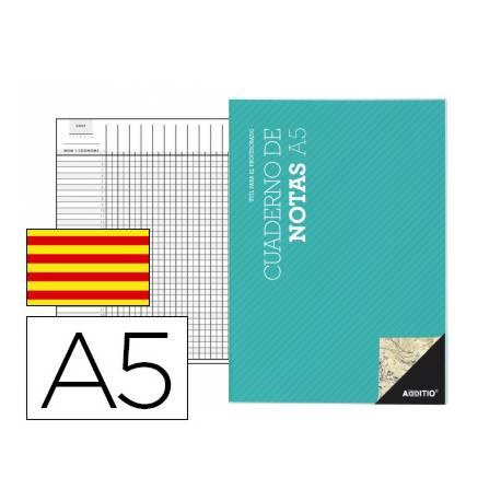 Cuaderno de notas Additio profesor catalan A5