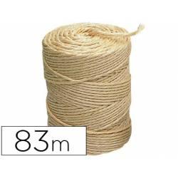 Cuerda Liderpapel Sisal 3 cabos 1/2 kg