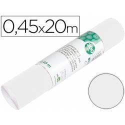 Rollo adhesivo Liderpapel Aironfix brillo blanco