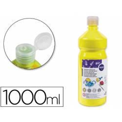 Tempera Liderpapel amarillo 1000 cc