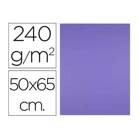 Cartulina Liderpapel 240 g/m2 violeta