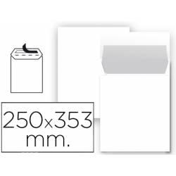 Sobre bolsa Liderpapel N10 blanco Caja 25