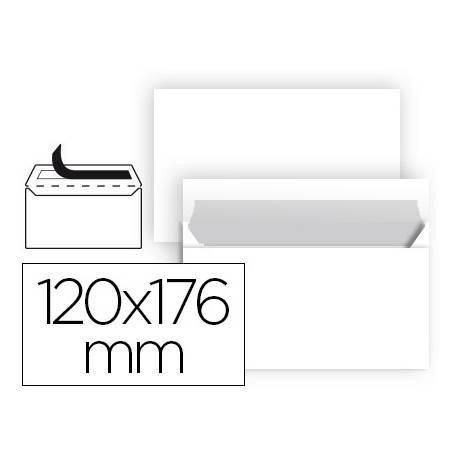 Sobre Liderpapel comercial normalizado N9 blanco