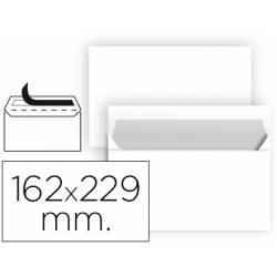 Sobre bolsa Liderpapel C5 Blanco N11 Caja 25
