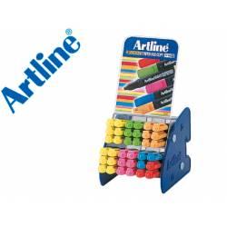 Expositor rotulador Artline fluorescente EK-660