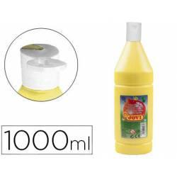Tempera liquida JOVI amarillo 1000 cc