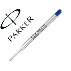 Recambio boligrafo Parker azul