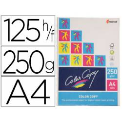 Papel multifuncion Mondi Color Copy A4 250 g/m2 Satinado