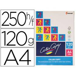 Papel multifuncion Mondi Color Copy A4 120 g/m2 Satinado