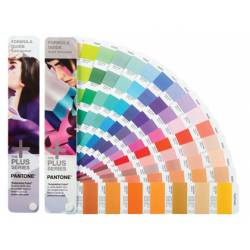 Guia de colores Pantone plus Formula guide con software