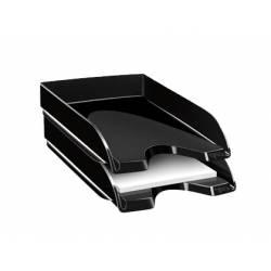 Bandeja de sobremesa Cep plastico negra