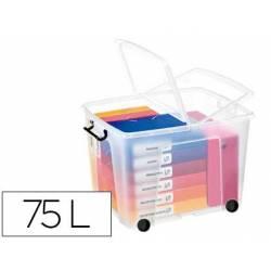 Contenedor plastico Cep 75 litros