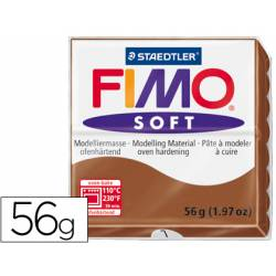 Pasta para modelar Staedtler Fimo soft Caramelo