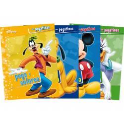 Cuento con Pegatina y Actividades Disney (NO SE PUEDE ELEGIR)