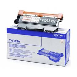 Toner Brother negro TN-2220