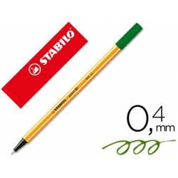 Rotulador Stabilo point 88/63