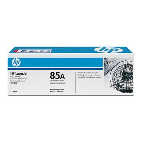 Toner HP 85A CE285A color Negro