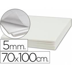 Carton pluma Liderpapel adhesivo 70 x 100 cm espesor 5 mm